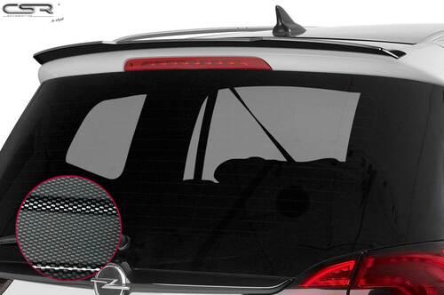 Opel Zafira C Tourer 11- Спойлер на крышку багажника Carbon look