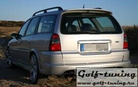 Opel Vectra B 95-02 Универсал Задний бампер