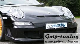 Porsche 911 997 04-08 Бампер передний