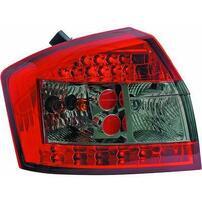 Audi A4 8E 00-04 Седан Фонари светодиодные, красно-тонированные