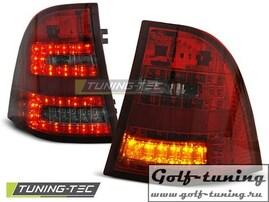 Mercedes W163 ML 98-05 Фонари светодиодные, красно- тонированные