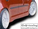 VW Golf 5 Пороги GT 5 Style
