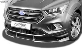 Ford Kuga ST-Line/Vignale 13- Накладка на передний бампер VARIO-X