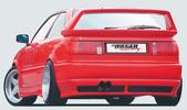 Audi 80 Coupe Задний бампер