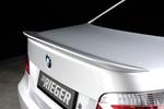 BMW E60 03-11 Седан Спойлер на крышку багажника