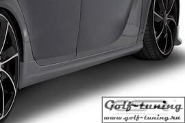 Opel Insignia 08- Накладки на пороги