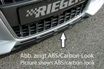 Сплиттер для переднего бампера Rieger 00056743/44