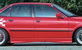 Audi 80 B4 91-94 Накладки на пороги