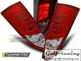 Ford Focus 98-04 Hatchback Фонари светодиодные, красно-белые