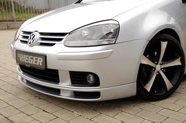 VW Golf 5 Спойлер переднего бампера