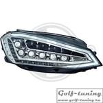 VW Golf 7 12-17 Фары светодиодные, хром