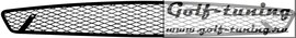 Ford Focus 98-04 Решетка без значка с железной сеткой