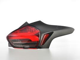 Ford Focus 3 5-дв. Хэтчбек 14-18 Фонари светодиодные красно- тонированные
