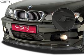 BMW 3er E46  98-07 Спойлер переднего бампера Carbon look