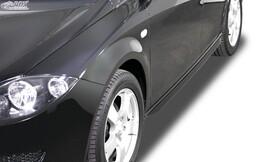 SEAT Leon 1P 05-12 Накладки на пороги Slim