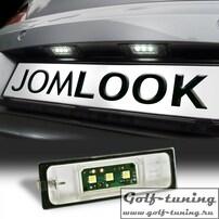 BMW E81/E87 Светодиодная подсветка номера