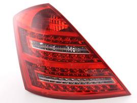 Mercedes S-Klasse 221 05-09 Фонари светодиодные красные