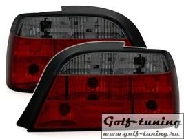 BMW E38 94-01 Фонари красно-тонированные