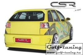 Seat Ibiza 6K 93-99 Бампер задний XX-Line design