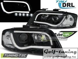 Audi A6 97-01 Фары Lights Tube черные