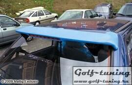 Ford Fiesta 88-94 Спойлер на крышку багажника с стоп сигналом