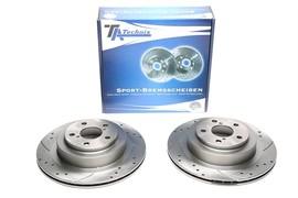 Subaru Impreza/Legacy/Outback 00-09 Комплект спортивных тормозных дисков
