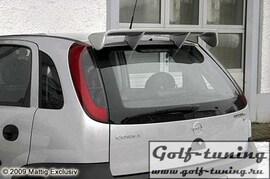 Opel Corsa C 00-06 Спойлер на крышку багажника