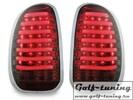 Mini Countryman R60 10-14 Фонари светодиодные, тонированные