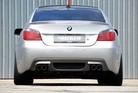 BMW E60/E61 Глушитель rieger type 10