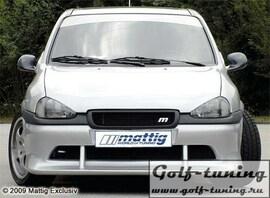 Opel Corsa B 93-00 Бампер передний Sport look