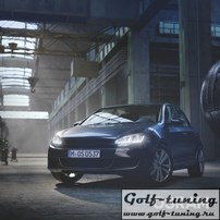 Golf 6 Фары LEDriving Xenarc Edition chrome ксенон