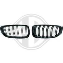 BMW F34 13- Решетки радиатора (ноздри) M глянцевые