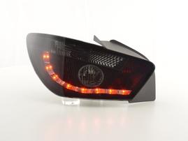 Seat Ibiza 3-дв (6J) 08-12 Фонари светодиодные тонированные