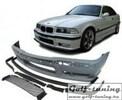 BMW E36 Передний бампер M Look