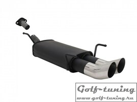 Opel Astra G CC Глушитель 2x76mm