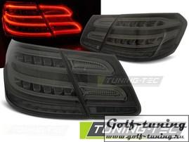 Mercedes W212 09-13 Фонари светодиодные, тонированные Lightbar design