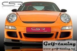 Porsche 911/996/997 05-08 Бампер передний SX-Line design