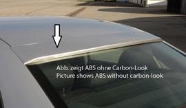 Audi A4 8E 00-08 Седан Козырек на заднее стекло carbon look