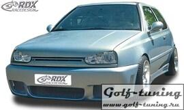 VW Golf 3 Бампер передний GT4 clean