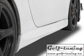 Porsche 911/997 04-11 Накладки на пороги O-Line