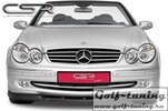 Mercedes C-Kl W203 00-04 Накладка на передний бампер Cupspoilerlippe