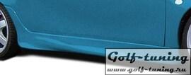 Opel Tigra A Пороги GT 5 Style