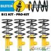 New Beetle Cabrio 1.8/1.9/2.0 02-10 Комплект подвески Eibach Pro-Kit B12 с занижением -25мм
