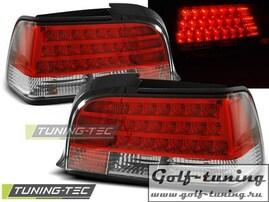 BMW E36 Coupe 90-99 Фонари светодиодные, красно-белые
