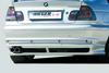 BMW E46 Седан 98-01 Накладка на задний бампер
