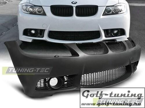 BMW E90 05-08 Бампер передний M3 Look