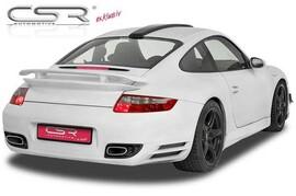 Porsche 911/997 04-09 Бампер задний