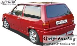 VW Polo 3 / 86c2f Steilheck / Kombi Бампер задний GT4