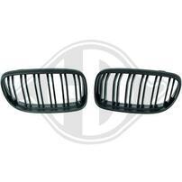 BMW E90 08-11 Решетки радиатора (ноздри) матовые