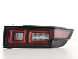 Range Rover Evoque 11- Фонари светодиодные тонированные